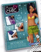 Crazy Chic Sketchbooks Summer