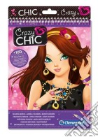 Crazy Chic sketchbook gioielli
