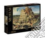 Puzzle - Museum Collection 1500 Pz - Bruegel - La Torre Di Babele