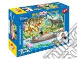 Puzzle df supermaxi 108 libro giungla  puzzle di Liscianigiochi