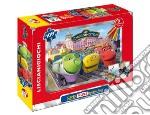 Puzzle color plus super 108 chuggington puzzle di Liscianigiochi