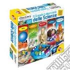 Discovery grande laboratorio scienze 10+ giochi