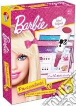 Barbie super quiz gioco di Liscianigiochi