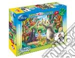Puzzle color plus super 108 libro giungla  puzzle di Liscianigiochi
