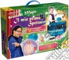 Scuola di Magia Primo Spettacolo giochi