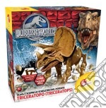 Jurassic World - Super Kit Triceratopo giochi