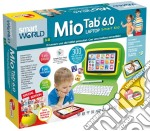 MIO TAB LAPTOP SMART KID HD SPECIAL EDITION 16 GB giochi