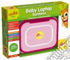 Carotina - Baby Laptop Rosa giochi