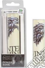 Games Of Thrones - Stark - Power Bank 2600 Mah giochi