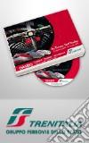 """Orario ferroviario Trenitalia """"Tutt'Italia + Tutt'Italia Cd"""" - Dicembre 2013/Giugno 2014   libro"""