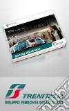 """Orario ferroviario Trenitalia """"Orario Regionale"""" LAZIO - Dicembre 2013/Giugno 2014 libro"""