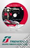 """Orario ferroviario Trenitalia """"Tutt'Italia Cd"""" - Dicembre 2013/Giugno 2014 libro"""