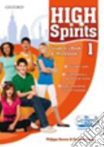 HIGH SPIRITS  1 - MISTO STANDARD libro di Bowen Philippa, Delaney Denis