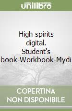 HIGH SPIRITS DIGITAL 2: MISTO SPEC (SB&W libro di Bowen Philippa, Delaney Denis