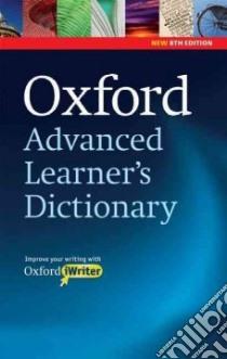 Oxford advanced learner's dictionary. Con CD-ROM libro