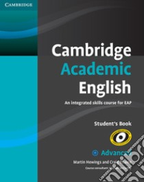 Cambridge Academic English C1 Advanced Student's Book libro di Martin Hewings