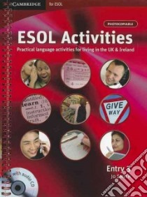 ESOL Activities libro di Smith Jo