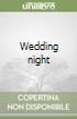 Wedding night libro