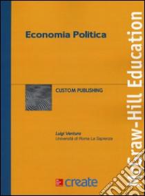 Economia politica libro di Ventura Luigi