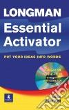 Longman essential activator. Con CD-ROM libro