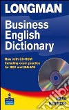 Longman business english dictionary. Con CD-ROM libro
