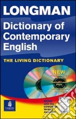Longman dictionary of contemporary english. The living dictionary. CD-ROM libro