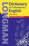 Longman dictionary of contemporary English. Con DVD-ROM. Con CD-ROM libro