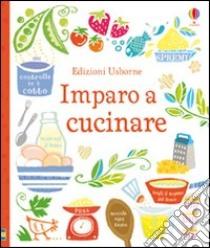 Imparo a cucinare libro di Wheatley Abigail - Leschnikoff Nancy