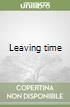 Leaving time libro