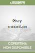 Gray mountain libro