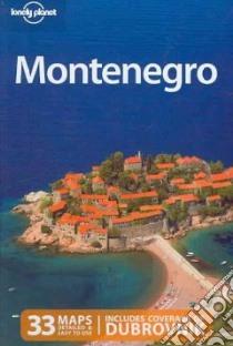 Montenegro. Ediz. inglese libro di Dragicevich Peter