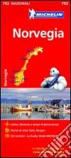 Norvegia 1:1.250.000 libro