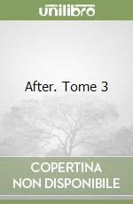 After. Tome 3