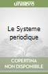 Le Systeme periodique libro