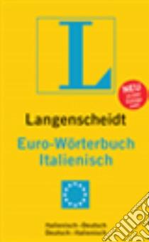 Euro-Woerterbuch italienisch libro
