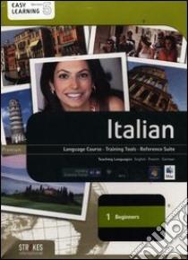 Italiano. Corso interattivo per principianti. DVD-ROM (1) libro