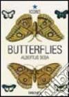 Butterflies. Ediz. inglese, francese e portoghese