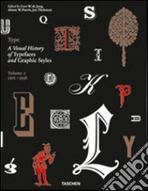 Type. Ediz. italiana, spagnola e portoghese (2) libro di De Jong Cees W.