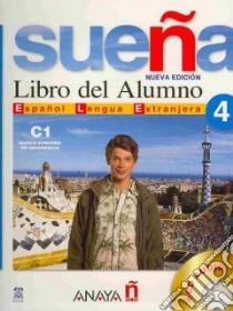 SUENA 4 ALUMNO + 1 CD AUDIO NUEVA EDICION libro di AA.VV.