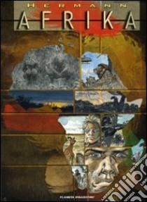Afrika libro di Hermann