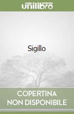 Sigillo libro di Sicari Giovanna