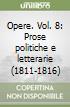 Opere (8)