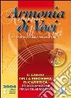 Armonia di voci (2004). Con CD Audio (2) libro