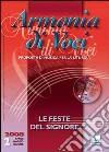 Armonia di voci (2008). Con CD Audio (2) libro