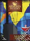 Armonia di voci (2013). Vol. 4 libro