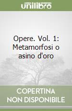 Opere (1) libro di Apuleio