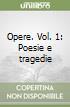 Opere (1) libro