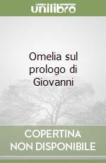 Omelia sul prologo di Giovanni libro di Scoto Eriugena Giovanni