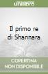 Il primo re di Shannara libro