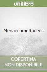 Menaechmi-Rudens libro di Plauto T. Maccio